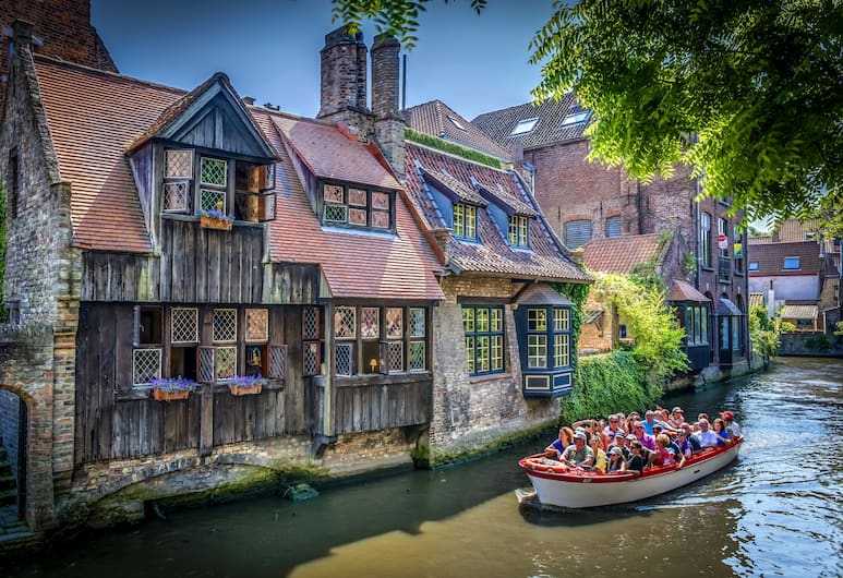 Exclusive Guesthouse Bonifacius, Brugge