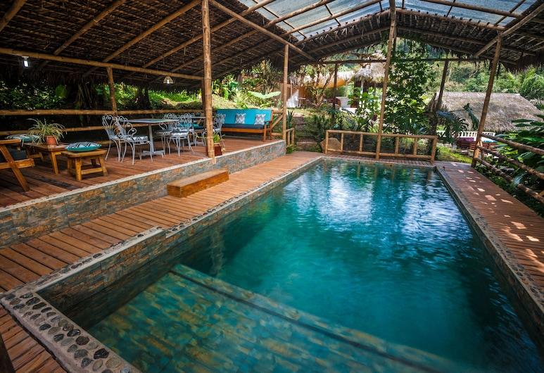 Séptimo Paraíso, Mindo, Indoor Pool
