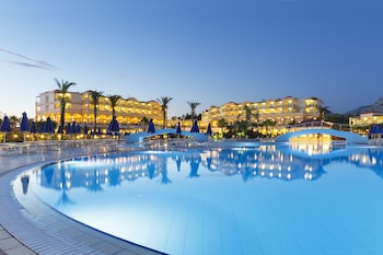 Φωτογραφία του Lindos Princess Beach Hotel All Inclusive, Ρόδος