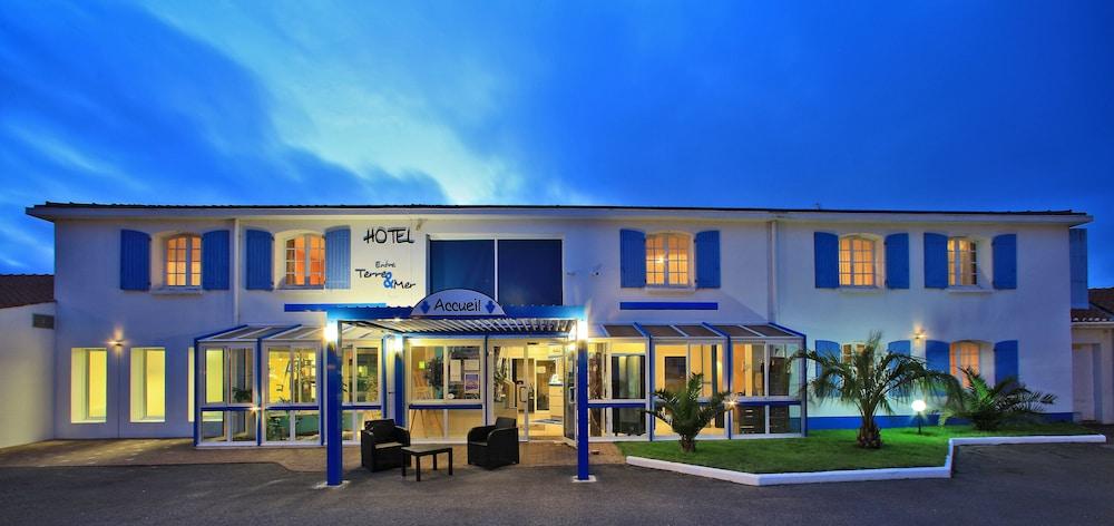 恩特雷伊特莫酒店, Beauvoir-sur-Mer