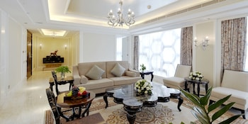 Shenzhen bölgesindeki Sun Flower Hotel and Residence resmi