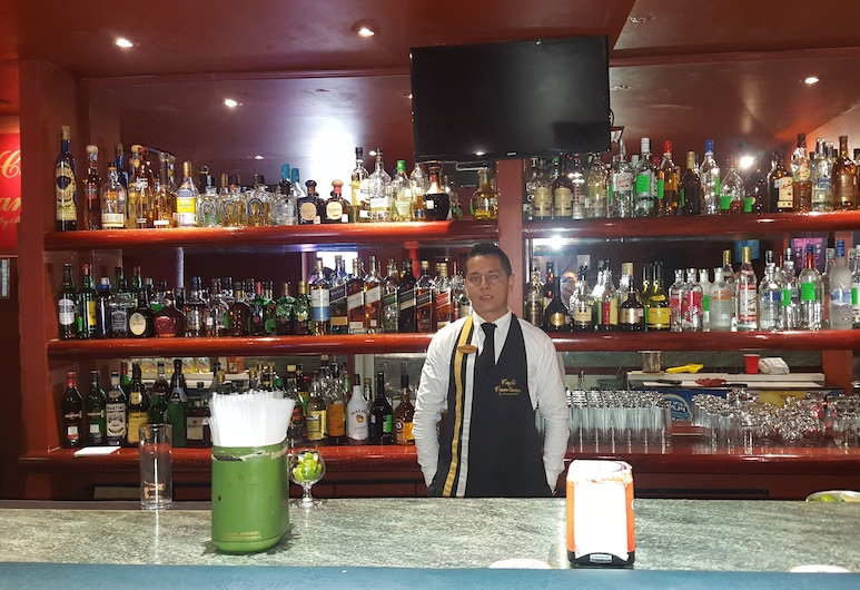 Hotel Valgrande, Coatzacoalcos, Hotellbar