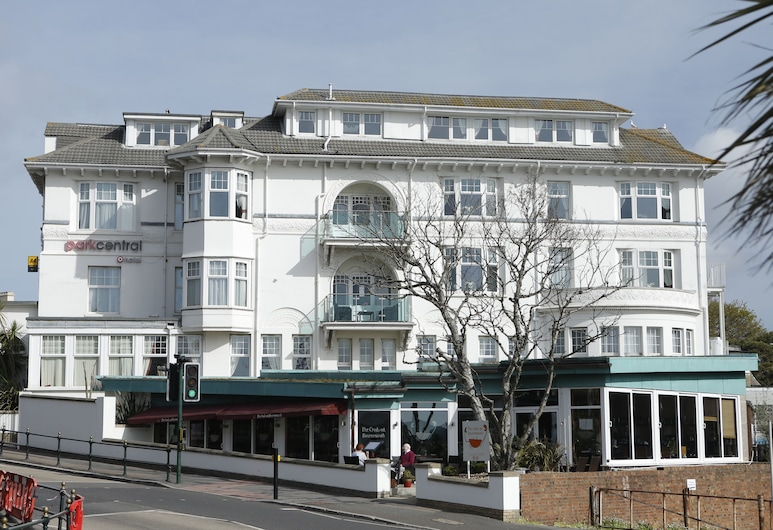 Park Central Hotel, Bournemouth, Hotel Front