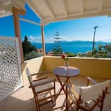 Standard Room, Sea View - Balcony
