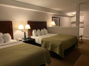 Obrázek hotelu Pacific Inn & Suites ve městě Kamloops