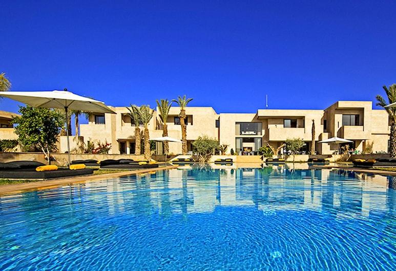Sirayane Boutique Hotel and Spa, Marrakech, Välisilme