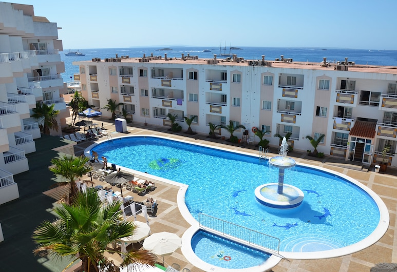 Apartamentos Panoramic, Ibiza Town