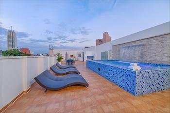Fotografia do Hotel Granada Real em Cali