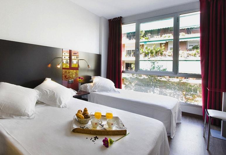 SM Hotel Sant Antoni, Barcelona, Quarto triplo, Quarto