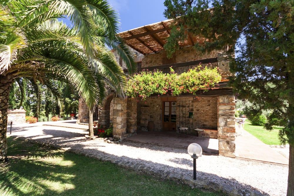 Comfort Apart Daire, 3 Yatak Odası, Balkon, Bahçeli - Teras/Veranda
