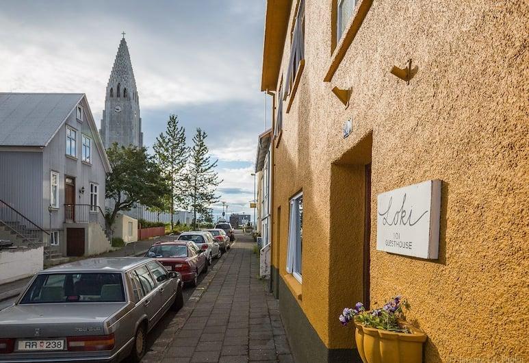 Loki 101 Guesthouse, Reykjavík