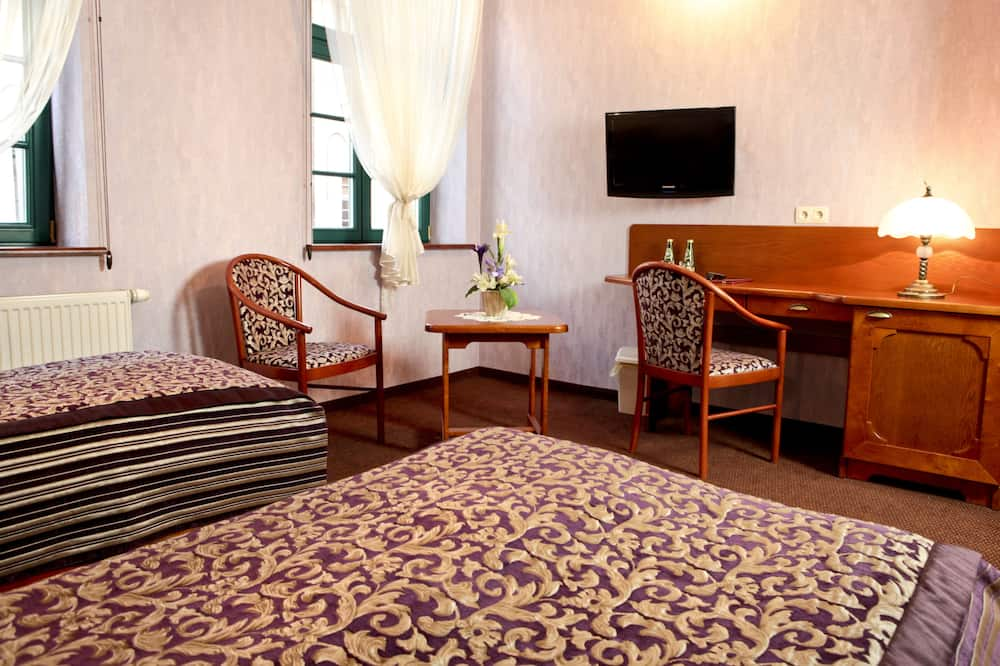 Standard Δωμάτιο, 2 Μονά Κρεβάτια - Περιοχή καθιστικού