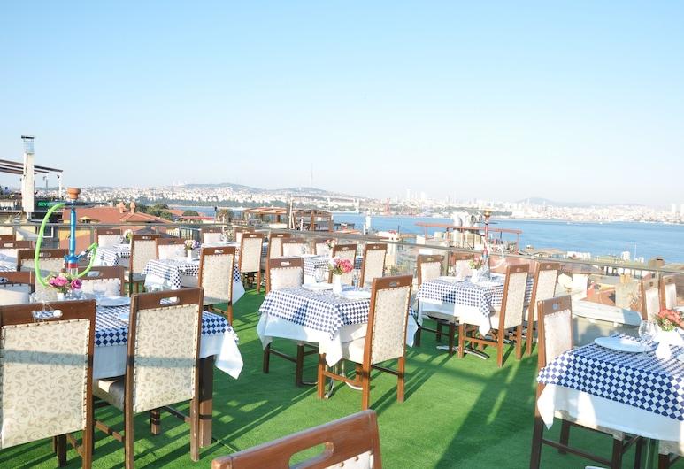 Seven Dreams Hotel, Istanbul, Terasa