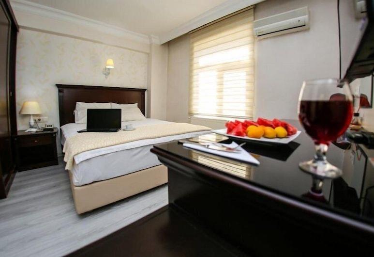 Hotel Sahiner, Nigde, Dobbeltrom, Gjesterom