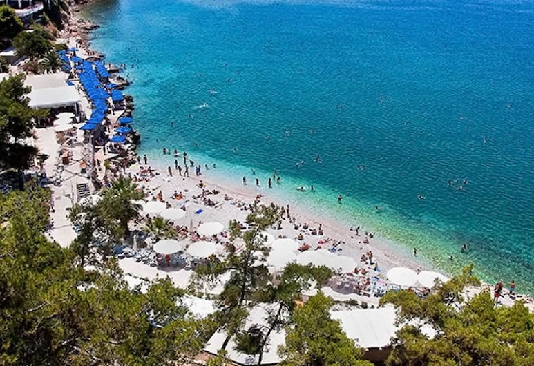 Park Hotel, Nafplio, Pláž