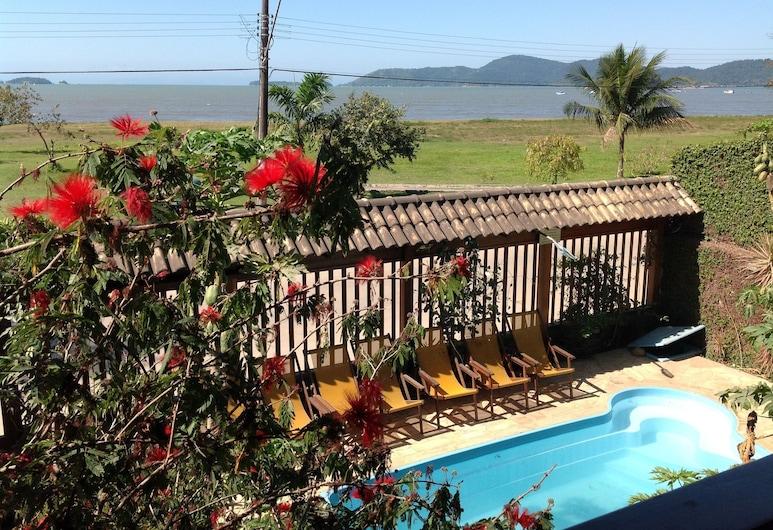 Pousada Praia Serena, Paraty, Pemandangan dari Hotel
