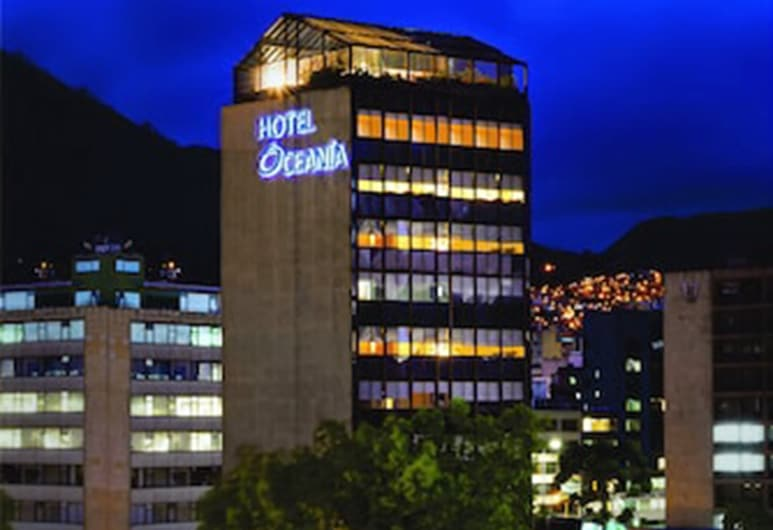 Hotel Oceania Bogota, Богота, Фасад отеля