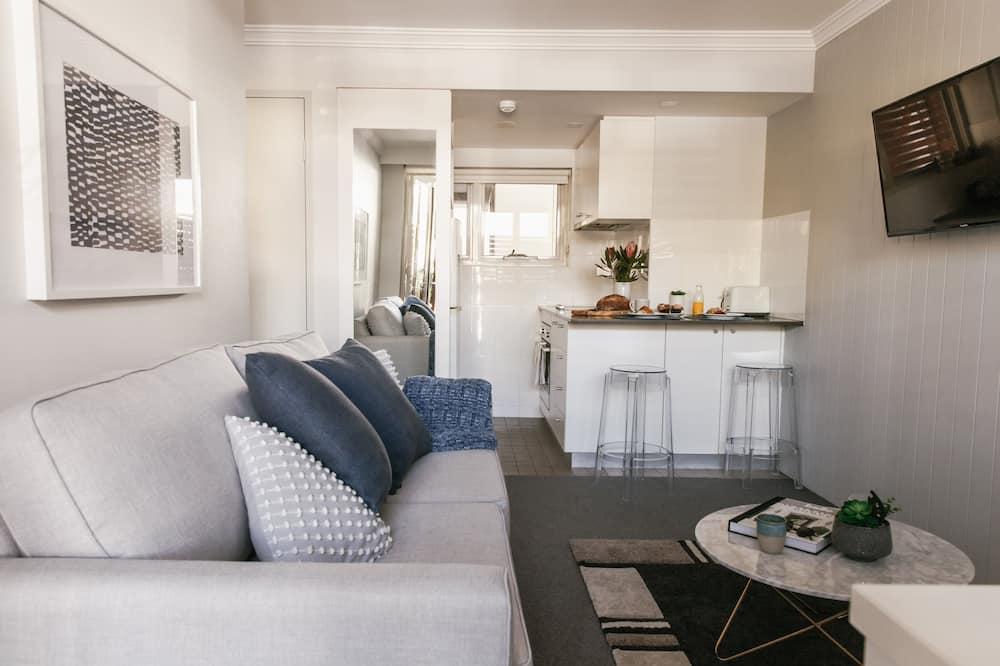 Apartament typu Comfort, 1 sypialnia - Salon
