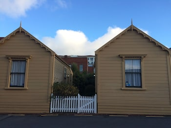 Mynd af City Cottages í Wellington