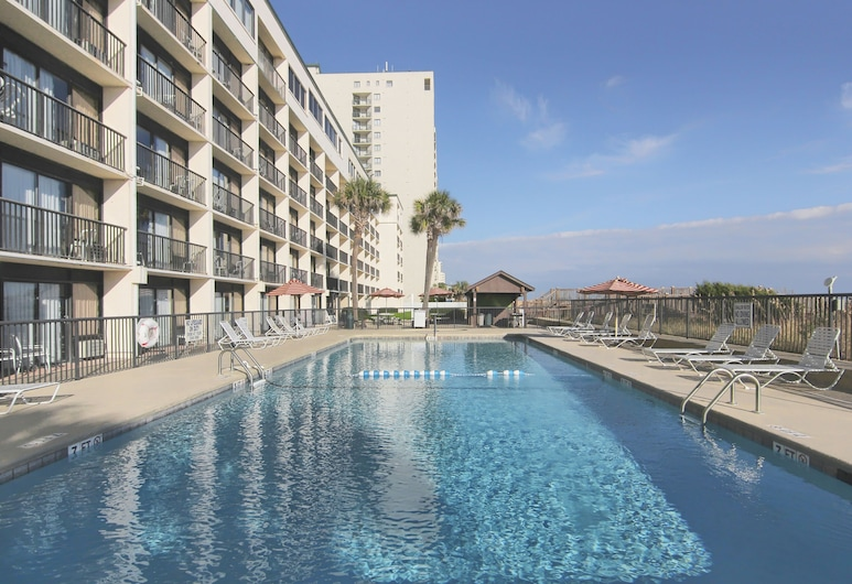 Peppertree by the Sea by Capital Vacations, North Myrtle Beach, Alberca al aire libre