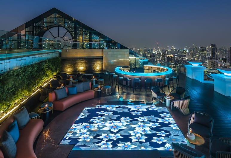 Tower Club at lebua (The World's First Vertical Destination) , Bangkok, Nightclub