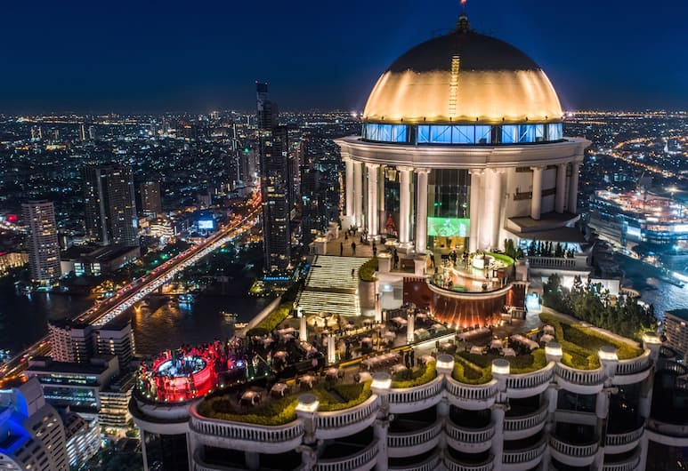 Tower Club at lebua (The World's First Vertical Destination) , Bankokas