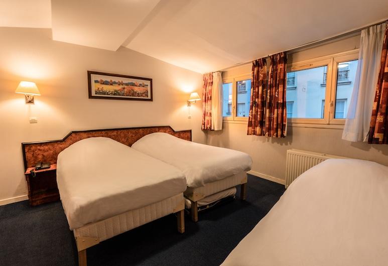 Hotel Neptune, Paris, Chambre Triple, Chambre