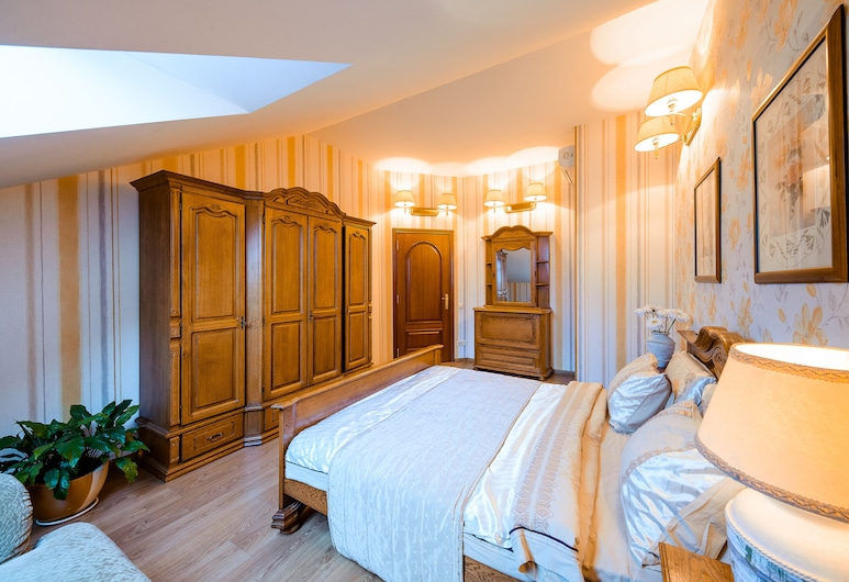 Sherborne ApartHotel, Kyiv, Luxe kamer, 2 slaapkamers, Kamer