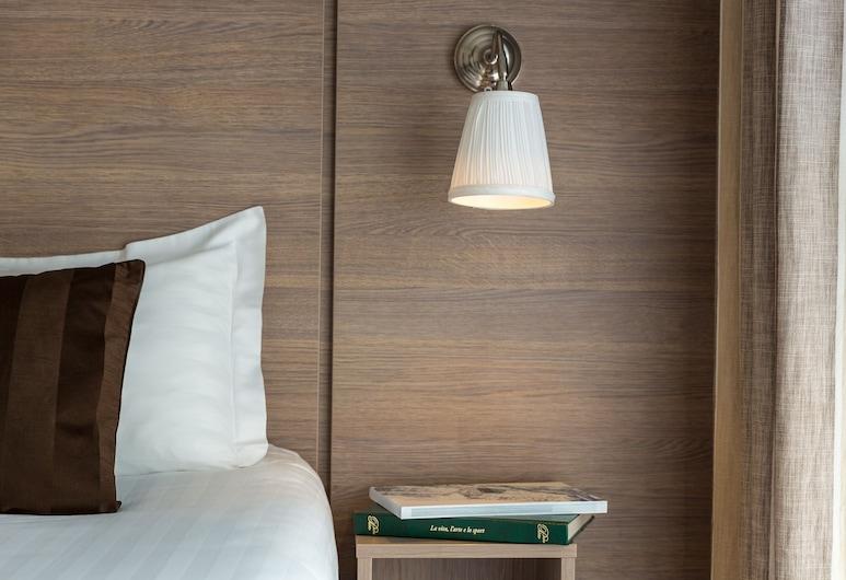 The Originals City, Hôtel Villancourt, Grenoble Sud (Inter-Hotel), Le Pont-de-Claix, Habitación doble Confort, Habitación