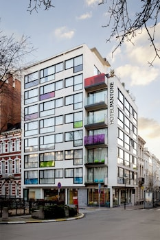 Mynd af The Pantone Hotel í Brussel