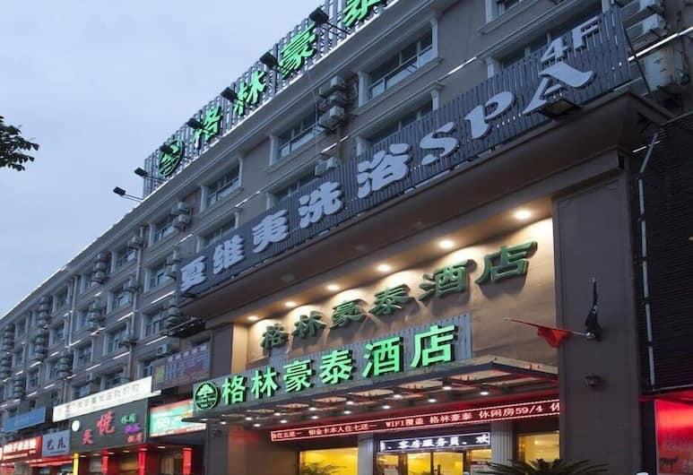 格林豪泰 - 上海松江松東商務酒店, 上海