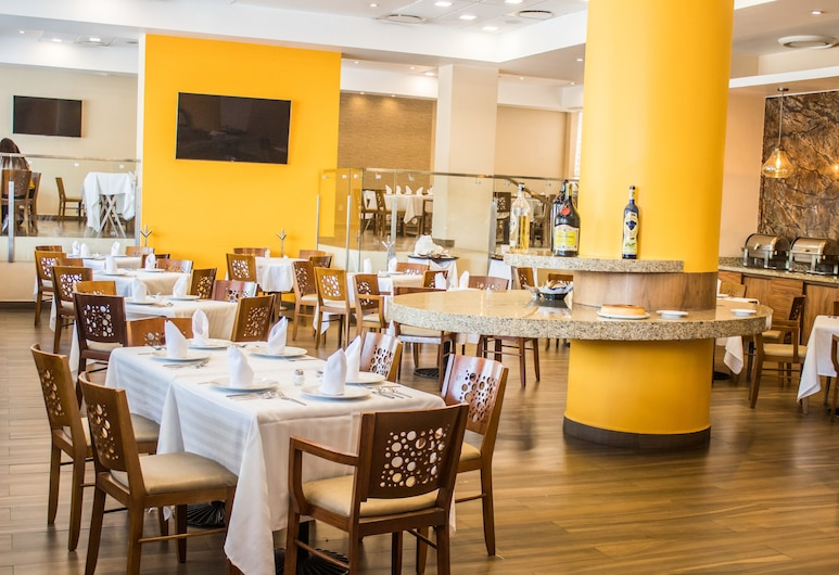 Hotel Mirabel, Queretaro, Restoran