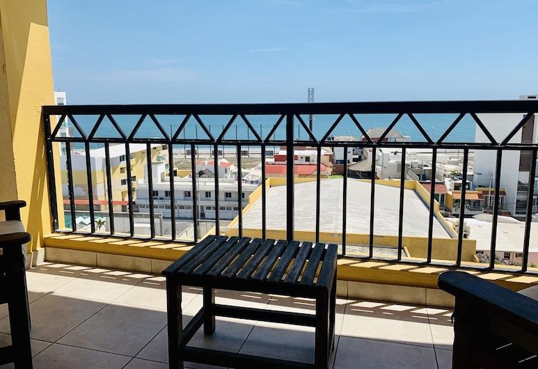 Hotel Bello Veracruz, Boca del Río, Balcón