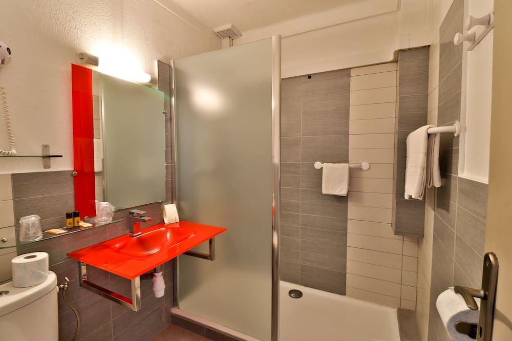 ห้องซูพีเรียดับเบิลหรือทวิน, ระเบียง - ห้องน้ำ