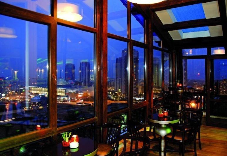 Monec, Ankara, Otel Dinlenme Salonu