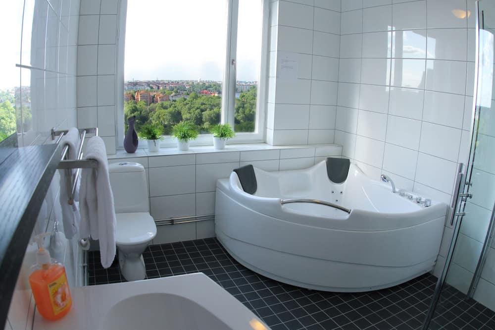 Apartmá - Koupelna