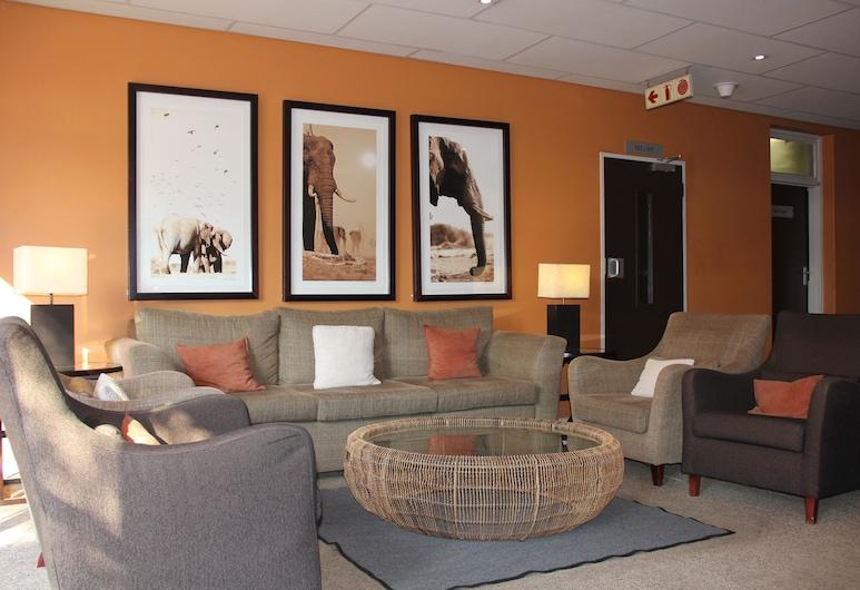 Illovo Hotel, Sandton, Priestory na sedenie v hale