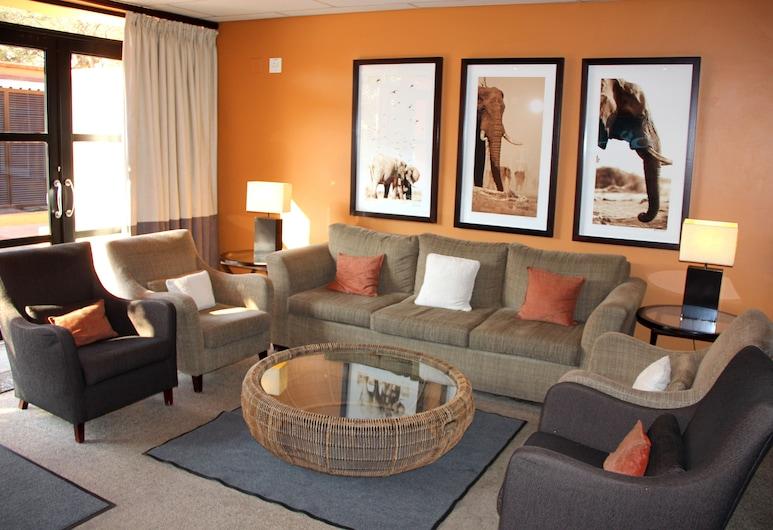 Illovo Hotel, Sandton, Lobby Sitting Area