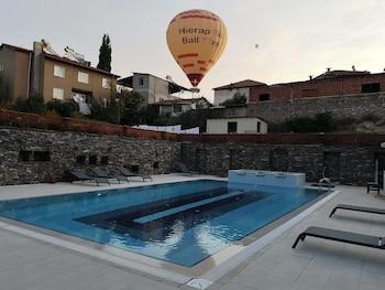 Bild vom Bellamaritimo Hotel in Pamukkale