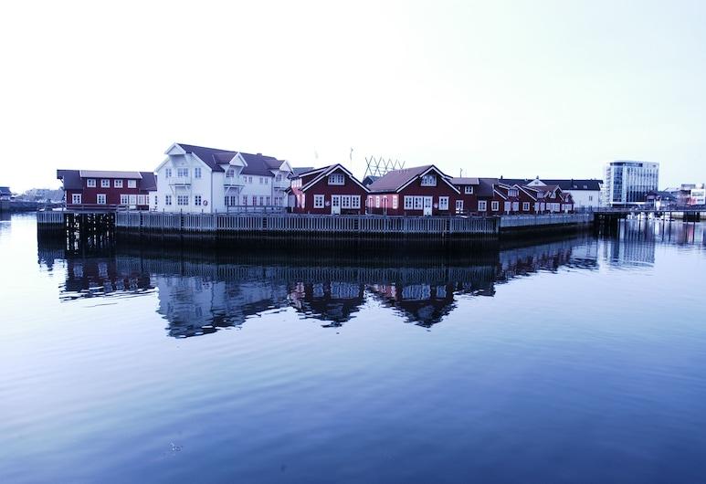 Anker Brygge, Vagan, Exterior