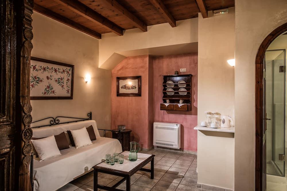 Junior-suite - 1 soveværelse - Opholdsområde