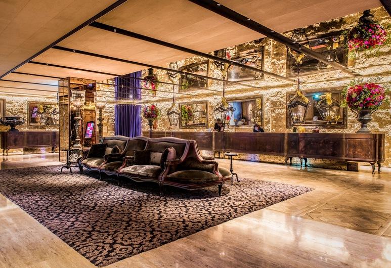 パレ・デ・シン (君品酒店), 台北, ロビー