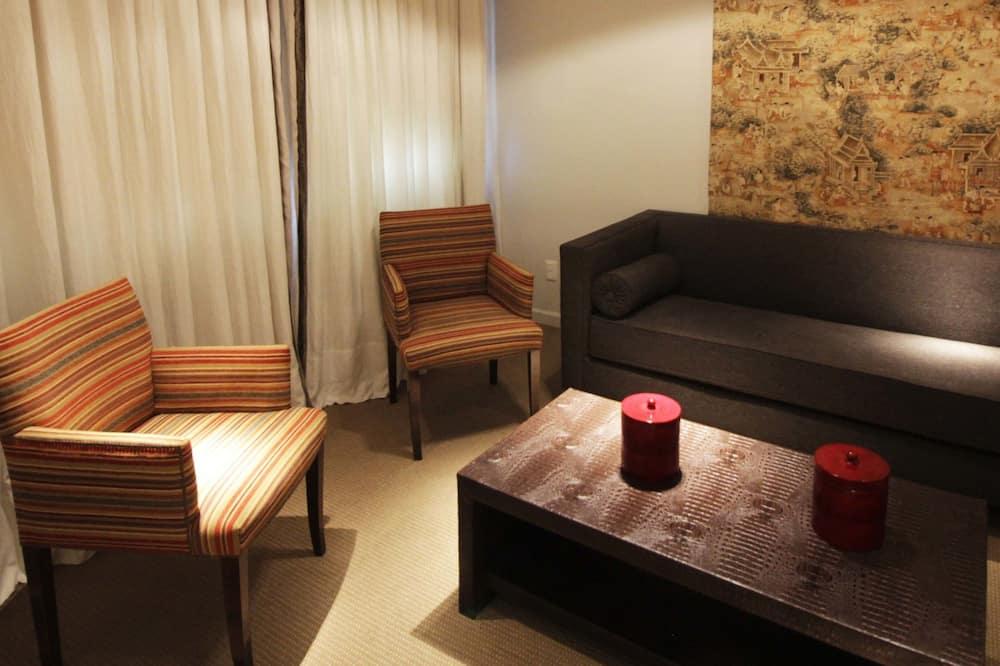 Σουίτα (Master) - Καθιστικό