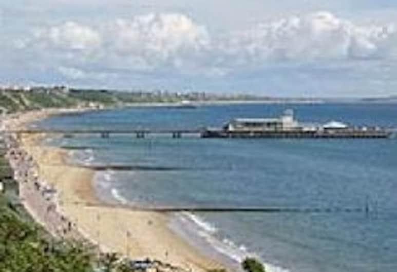 Mayfield Hotel, Bournemouth, Pogled na plažu/ocean