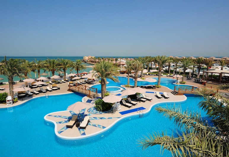 Al Bander Hotel & Resort, Sitra, Piscina all'aperto