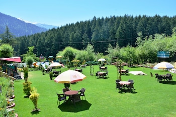 Picture of Snow Valley Resorts in Manali