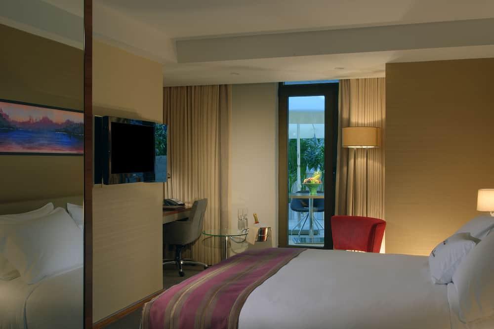客房, 1 張特大雙人床, 露台 - 客房