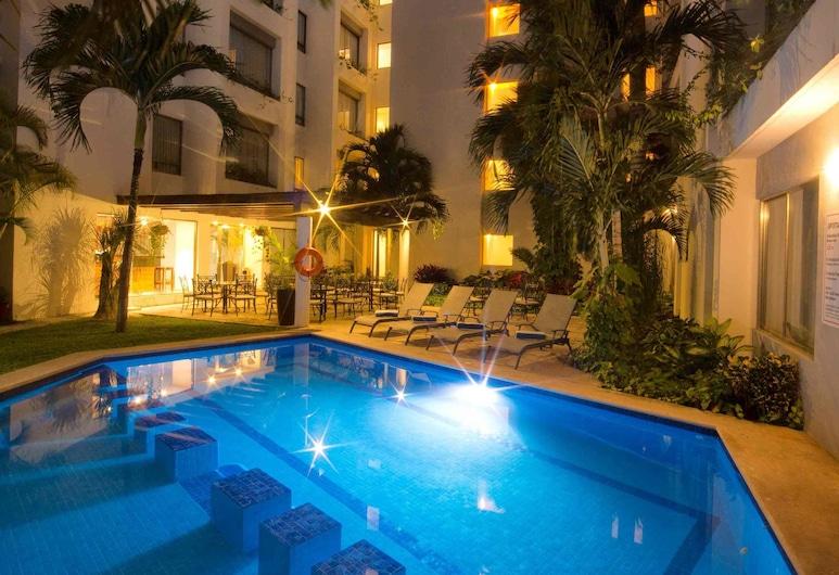 Ambiance Suites Cancun, Cancun, Terrace/Patio