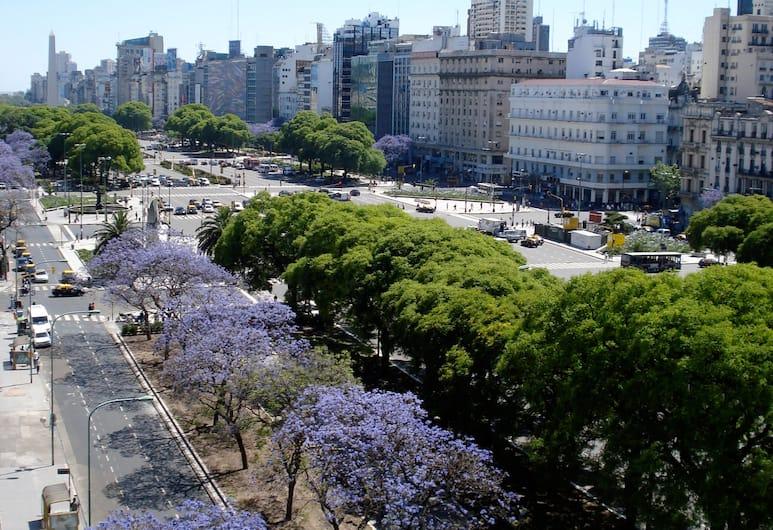 HTL 9 de Julio Bs As, Buenos Aires, Ausblick von der Unterkunft