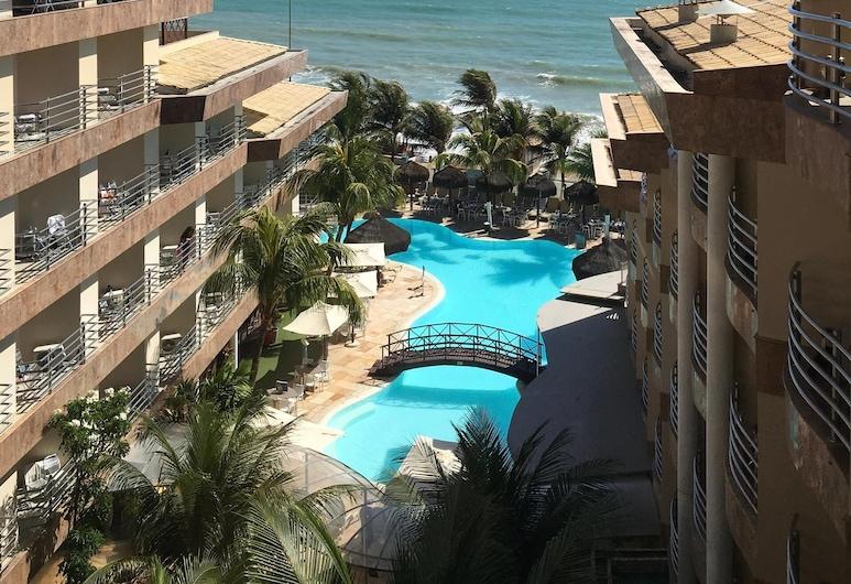 Esmeralda Praia Hotel, Natal, Pool